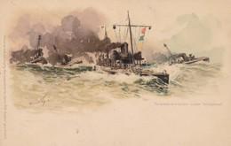 Carte Postale  Torpilleurs - Guerres - Autres