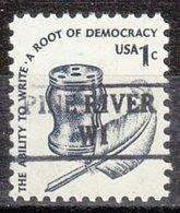 USA Precancel Vorausentwertung Preo, Locals Wisconsin, Pine River 882 - Vereinigte Staaten