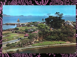 MACAU - THE BUDDIST NUNNERY PPC VIEW OF THE 70'S - HOR TAI BOOK SHOP PRINTING - Chine