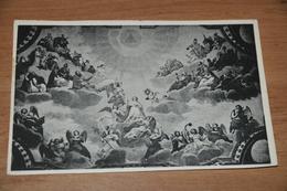 5835-   GRIMBERGEN, FRESCOSCHILDERING VAN DE SAKRISTIJ DER KERK - Glaube, Religion, Kirche