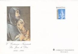 España Sobre Entero Postal Nº 31 - Stamped Stationery