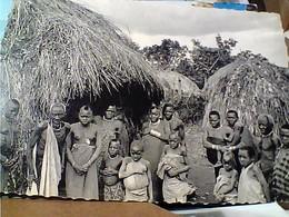 Jeunes Filles Seins Nus CONGO BELGE Nu Nude KIVU VILLAGE STAMP  TIMBRE  SELO FLOWER  5 F + 50 Ct  GX5504 - Congo Belga - Altri
