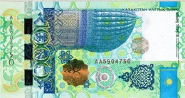 Kazakhstan - Pick 37 - 1000 Tenge 2011 - Unc - Commemorative - Kazakistan