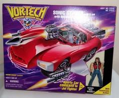 Sonic Stinger Vor-Tech / VorTech Undercover Conversion Squad Kenner Hasbro - Jouets Anciens