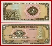 ** NICARAGUA - Lot De 7 Billets Tous Différents Et UNC  ** - Nicaragua