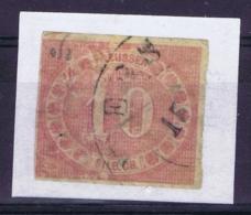 Preussen Mi 20  Obl./Gestempelt/used  1866 - Prusse