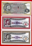 ** RUSSIE ( MAVRODI ) - Série De 6 Billets Tous Différents Et UNC ** - Fictifs & Spécimens