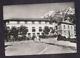 """CPSM LIECHTENSTEIN - SCHAAN - Hôtel """" Linde """" - TB PLAN Façade Etablissement - CP Voyagée 1953 - Liechtenstein"""