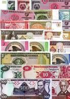 ** Lot De 22 Billets Tous Différents Et UNC ( Lot 1 ) ** - Coins & Banknotes