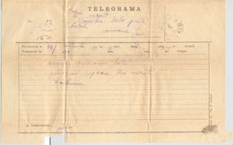 TELEGRAPH, TELEGRAMME SENT FROM ROSTOV TO IASI, 1957, ROMANIA - Archaeology