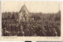 Het Belgisch Leger Te Velde - De Mis In De Open Lucht (bea019) - War 1939-45