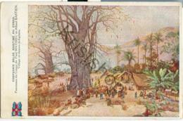 Compagnie Belge Maritime Du Congo (BEE072) - Postcards