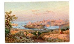 Malta - General View Of Quarantine Harbour-voir état - Malta