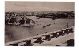 Malta - Saluting Battery-voir état - Malta