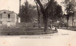 33 SAINT MEDARD EN JALLES LA POUDRERIE ANIMEE - Other Municipalities
