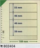 Paquet De 10 Feuilles Neutres Lindner T Réf. 802404  à Moins 50 % - Albums & Reliures