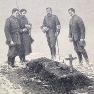 IN RUSSISCHER ERDE - ROTES KREUZ - FELDPOST - 1916 - Red Cross