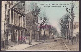 La Garenne Colombes : Rue De Charlebourg 1924 - La Garenne Colombes