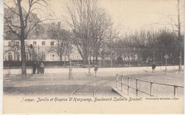 Namur. Jardin Et Hospice D' Harscamp, Boulevard Isablle Bruneel - Phototypie Géradon, Liège - Namen