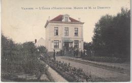 Vilvoorde - Vilvorde - L' Ecole D' Horticulture - Maison De M. Le Directeur - Geanimeerd - 1907 - Decrée Zusters - Vilvoorde