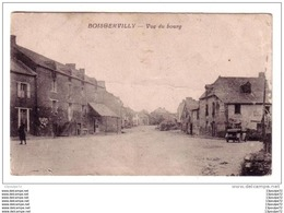 C.P.A  DE   BOISGERVILLY  ----  VUE  DU  BOURG  . - France