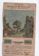 Publicité Façon Carte Postale/Signalisation Routiére/  Michelin & Cie// 1911                VPN160 - Werbung