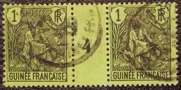 1904 - GUINEE Y&T 18 Shepherd  Millésime 4 / Oblitérés - Oblitérés