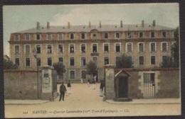 CPA - NANTES - Quartier Lamorcière 11è Train D'équipage - Edition L.L. - Nantes
