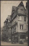 CPA - NANTES - Vieille Maison Place Du Change - Edition La Cigogne - Nantes