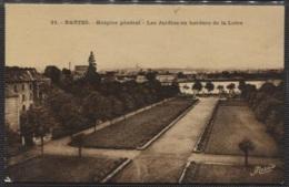 CPA - NANTES - Hospice Gal - Les Jardins ... - Edition J.Nozais - Nantes