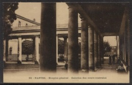 CPA - NANTES - Hospice Gal - Galeries Des Cours Centrales - Edition J.Nozais - Nantes