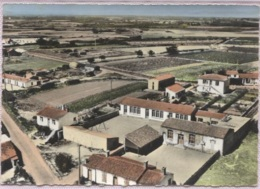 CPSM - ST MARTIN De BREM - La Colonie De Vacances - En Avion Au Dessus De ... - Edition Lapie - Frankreich