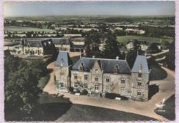 CPSM - CHAMBRETAUD - Le Chateau Du BOISNIARD - En Avion Au Dessus De ... - Edition Lapie - Frankreich