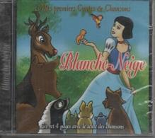 CD. Mes Premiers Contes & Chansons. Blanche-Neige - Il était Une Bergère - Lettre à Elise - NEUF Sous Cellophane - Niños