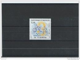SPM 1995 - YT N° 610 NEUF SANS CHARNIERE ** (MNH) GOMME D'ORIGINE LUXE - Neufs
