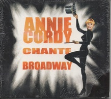 CD. ANNIE CORDY Chante BROADWAY - 15 Titres - NEUF Sous Cellophane - Music & Instruments