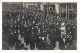 Funérailles Du Roi Léopold II, 22 Décembre 1909.  Les Délégations étrangères. - Funérailles