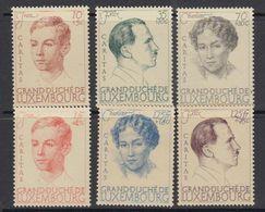 Luxemburg 1939 Caritas 6v * Mh (mint, Hinged) (41260) - Ongebruikt