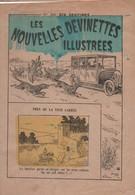 Petit Fascicule De Devinettes/ Les Nouvelles Devinettes Illustrées /Editions Modernes/ Vers 1920  JE231 - Other Collections