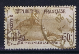 France: Yv  153 Obl./Gestempelt/used 1917 - Usati