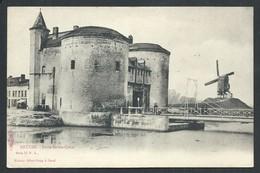 +++ CPA - BRUGGE - BRUGES - Porte Ste Croix - Moulin  Molen - Albert Sugg Série 11 N° 4  // - Brugge