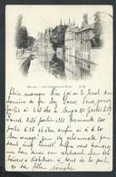 +++ CPA - BRUGGE - BRUGES - Vue Extérieure Du Franc - 1898  // - Brugge