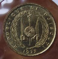 Djibouti 10 Francs 1977 ESSAI - Djibouti