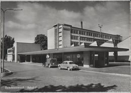 Schönenwerd - Bahnhof, Bally Oldtimer - SO Soleure