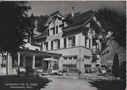 Landgasthof Zum St. Joseph Gänsbrunnen - SO Soleure