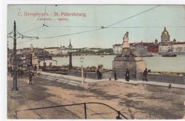 Russie - St-Petersbourg - Sphinx - Russia
