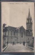 Carte Postale 35. Mézières L'église Très Beau Plan - France