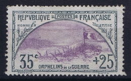 France: Yv 152 MH/* Flz/ Charniere - Unused Stamps
