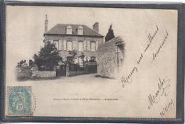 Carte Postale 35. Saint-Brolade Aumonerie  Maison Saint-Joseph Très Beau Plan - France