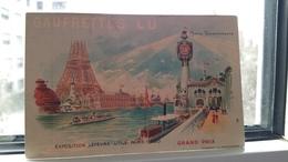 CP Carte Postale Lumineuse Transparente Paris Exposition Lefèvre Utile Grand Prix (1) - Mostre